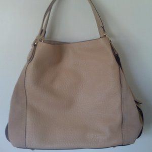 Coach Edie 42 in Mixed Leather